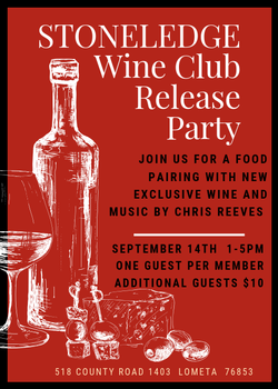 September Release Party